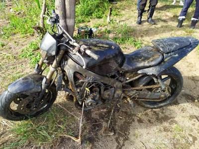 Моторът, ползван при убийството, бе открит в сряда.  СНИМКА: ПРБ