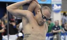 Антъни ще тренира с олимпийски шампион