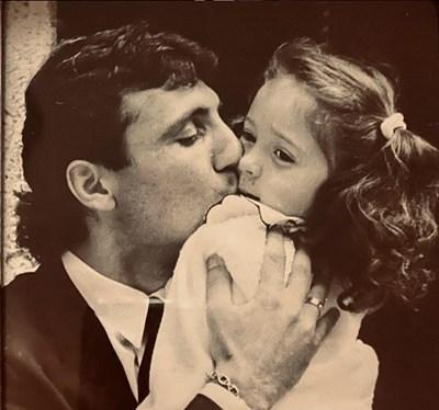 Христо Стоичков и дъщеря му Мика СНИМКА: Инстраграм/mstoitchkov