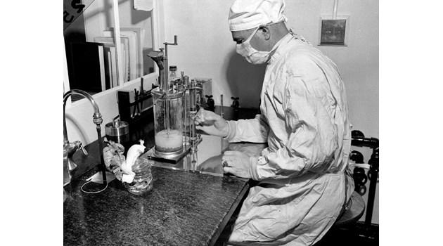 Две лаборатории в САЩ и Русия още пазят вариолата