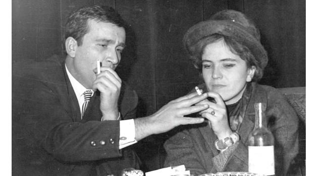 Шокирана свекърва с ютия едва не отлага сватбата на Любо Левчев и Дора Бонева