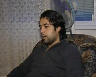 Един от нападнатите сирийци СНИМКА: Нова телевизия