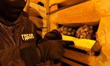 Отмениха гаранцията на разследван за трафика с 550-те кг кокаин, импрегниран в кашони