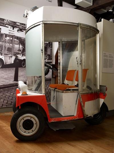 Witkar - първата кола за споделено пътуване в Европа е от 1970 г.