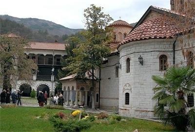 Кадър от Бачковския манастир Снимка: Архив