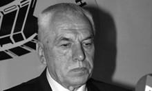 Почина един от най-великите в баскетбола Симеон Варчев