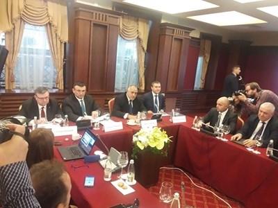 Борисов: Делът на контрабандните цигари е намалял 10 пъти за 10 години (Видео)