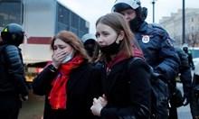 Протести в подкрепа на Навални в Русия