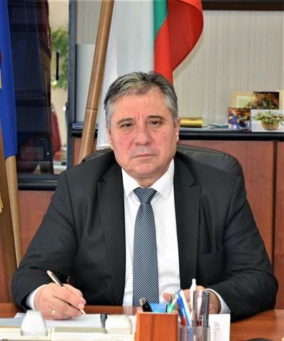 Доц. д-р Добри Ярков, ректор на Тракийския университет в Стара Загора