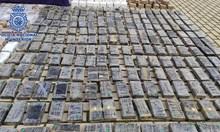 Разбираха най-голямата мрежа за трафик на кокаин в Испания