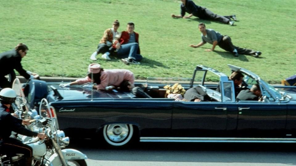 Джон Кенеди - жертва на ЦРУ