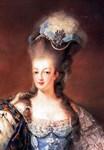 Мария-Антоанета, портрет от 1775 г.