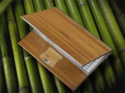 Сред новостите в компютърния дизайн са бамбуковите повърхности. В Япония те доста се харесват. СНИМКИ: АРХИВ
