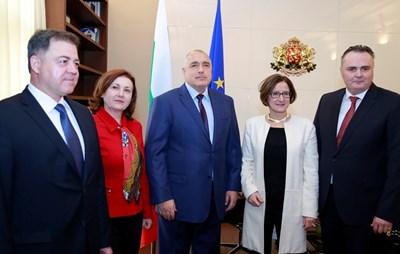 Борисов: ЕС да подкрепи страните на първа линия за защитата на външните граници