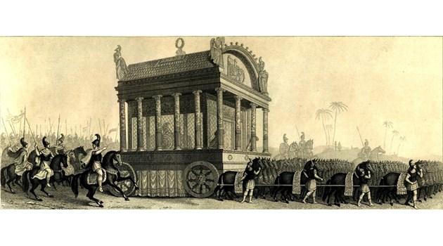По следите на изгубения гроб на Александър Велики. Генералите му се карали кой да вземе мумифицираното тяло