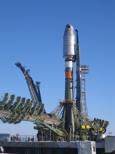 """Ракетата-носител """"Союз-2"""" СНИМКА: Уикипедия"""