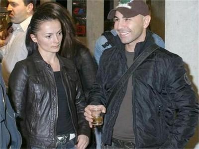 Гълъбин със съпругата си открива бутик на Ирен Онтева. СНИМКА: БУЛФОТО
