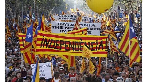 Как Европа признава Косово, но не и Каталуния? Не може да има трети пол, а да няма каталунска нация