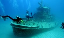 Потънал преди 97 години кораб може да предизвика екологична катастрофа край бреговете на Созопол