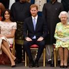 В Англия подозират Меган и Хари, че се опитват да разграничат кралицата от институцията, която тя представлява. СНИМКИ: РОЙТЕРС