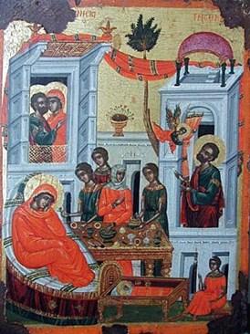Празнуваме Рождество на Пресвета Богородица
