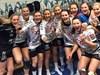Хандбалистки от Дания позираха голи с европейската купа