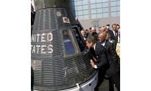 На ръба на трета световна война Кенеди иска САЩ да кацнат на Луната