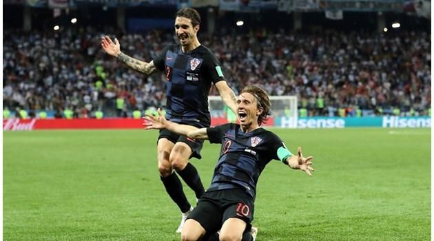 Перуки долу пред добрия мениджмънт във футболния съюз на Хърватия