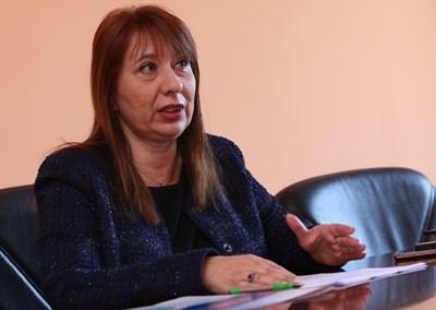 Елеонора Лилова СНИМКА: Благой Кирилов