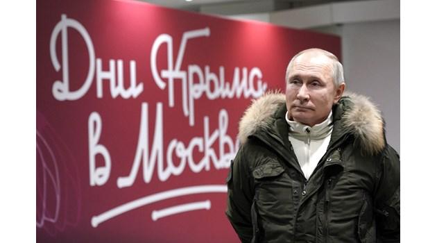 Готви ли се Русия за тотална война в Украйна