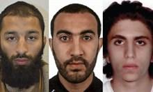 Как тримата терористи от Лондон се смеели и прегръщали, докато обсъждали смъртоносния атентат
