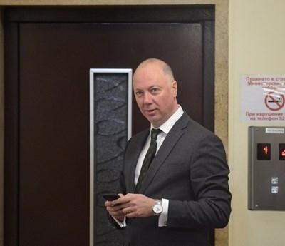 Росен Желязков СНИМКА: Йордан Симеонов/Архив