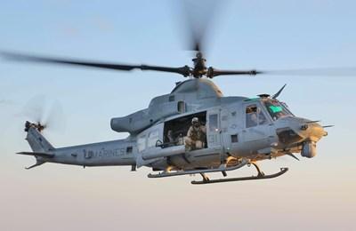 """UH-1Y """"Venom"""". Снимка dvidshub.net"""