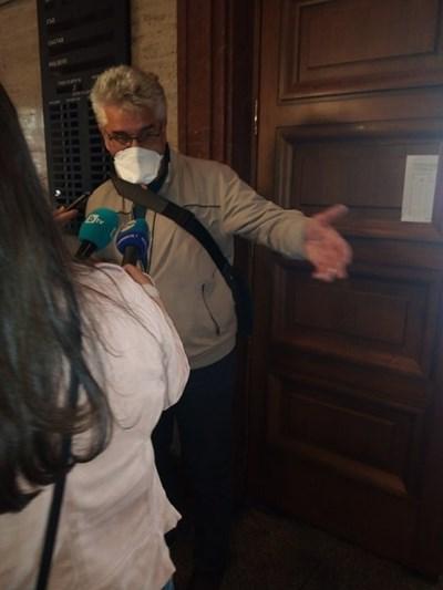 Един от експертите, който се яви в съда е д-р Цветелин Гатев