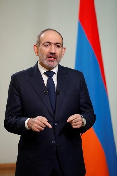 Премиерът на Армения Никол Пашинян