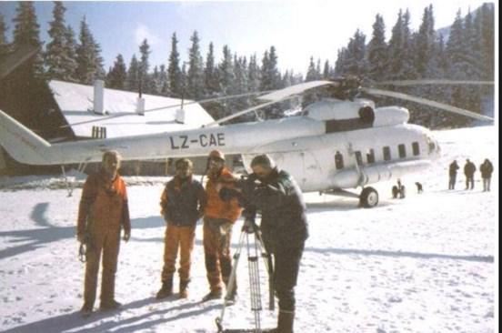 Още от 1974 г. спасяват туристи с два хеликоптера