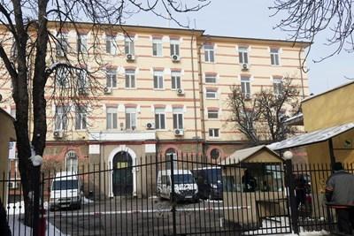 Централният софийски затвор СНИМКА: Архив
