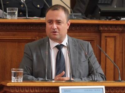 Иван Иванов Снимка: Апхив
