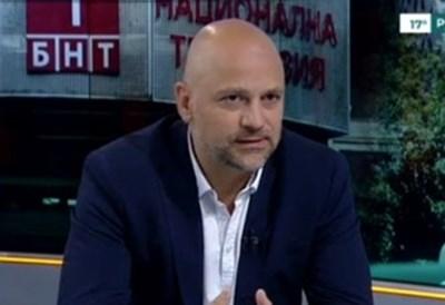 Мирослав Стефанов Кадър: БНТ