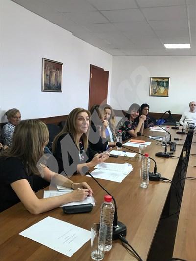 Съветът за електронни медии по време на заседание СНИМКА: 24 часа