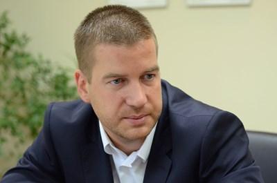 Живко Тодоров, кмет на Стара Загора СНИМКА: Ваньо Стоилов