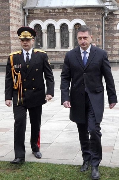 Ивайло Иванов и Христо Терзийски СНИМКА: Фейсбук