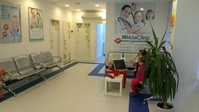 Грижата за децата се осъществява в амбулаторни условия.