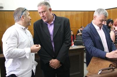 Д-р Иван Димитров отново застава пред съда