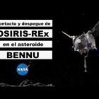 Космическият апарат на НАСА взе проби от астероида Бену (Видео)