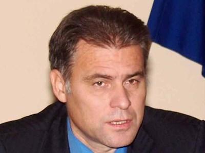 Валери Борисов, зам.министър на транспорта, информационните технологии и транспорта