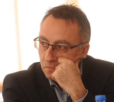Диян Стаматов СНИМКА: Алексей Димитров