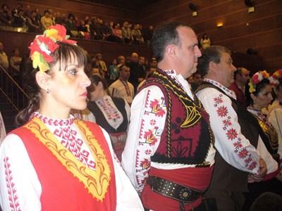 Танцьорите от затвора във Враца се класираха първи. СНИМКА: Ваньо Стоилов