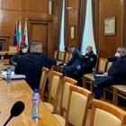 Кризисният щаб в Бургас набеляза поредните мерки за борба с коронавируса.