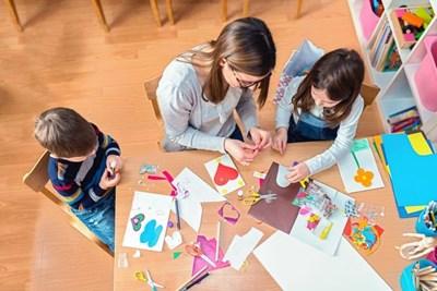 Детска градина в Петрич работи за децата на медиците